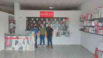 Fersay inaugura un nuevo local en Tenerife