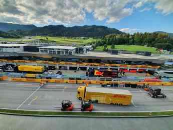 DHL renueva su acuerdo de colaboración con la F1