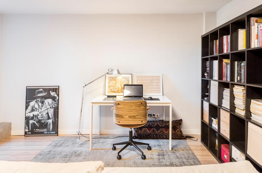 Teletrabajo:  Las claves de la oficina perfecta en casa