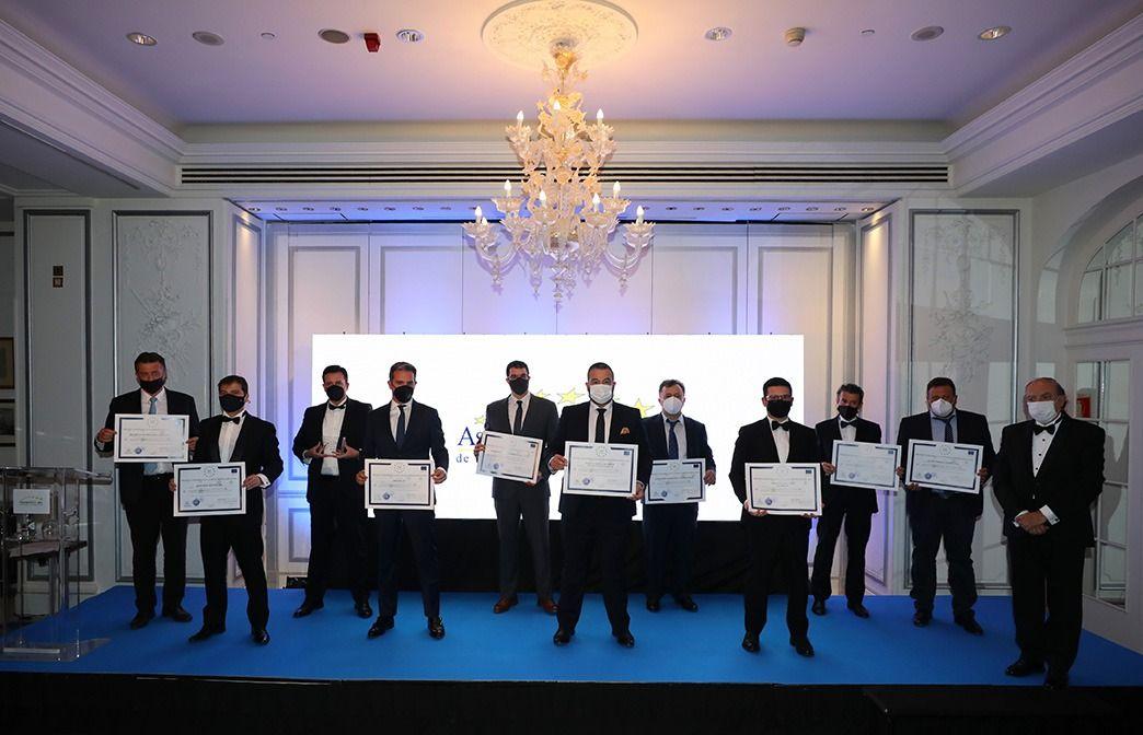Foto de I EDICION DEL PREMIO EUROPEO A LA CALIDAD EMPRESARIAL 2021