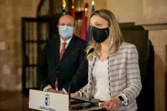 Foto de El Gobierno regional ratifica su compromiso con Sigüenza