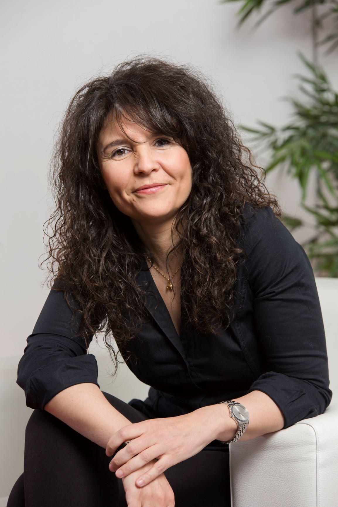 Foto de Julia Carpio, nueva directora comercial de Adecco Staffing en