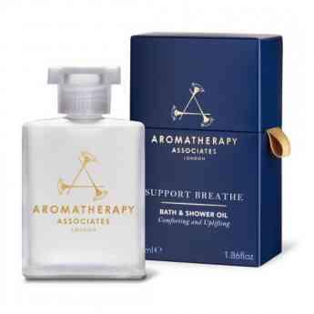 Foto de Support Breathe B&S Oil  de Aromatherapy Associates
