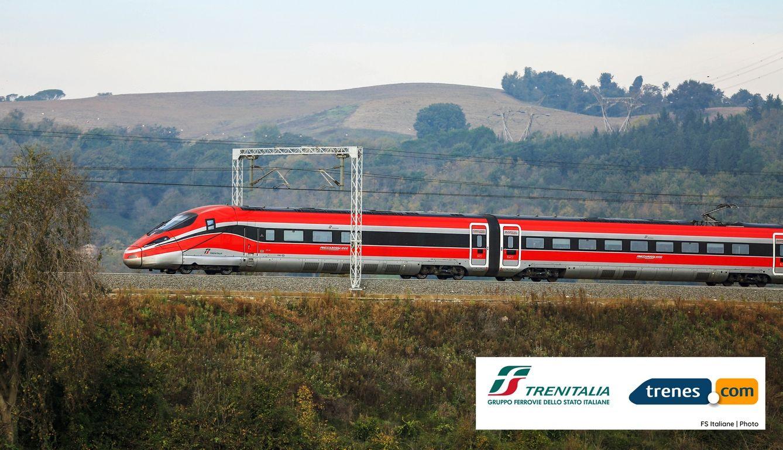 Fotografia Trenitalia and Trenes.com