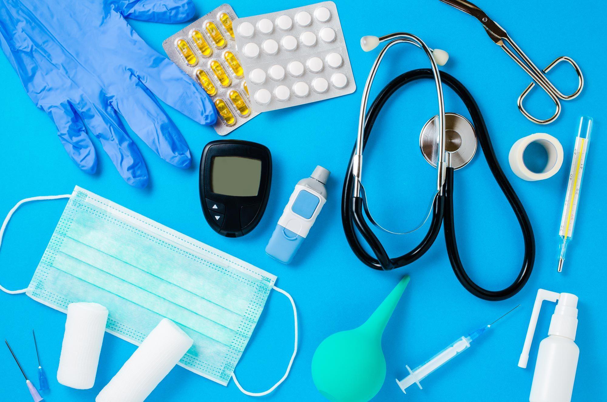 Foto de Suministros de productos sanitarios