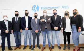 Equipo de Blauwasser Tech Venta Directa