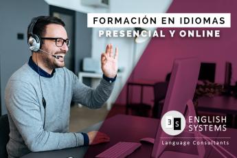 Formación en idiomas Presencial y Online
