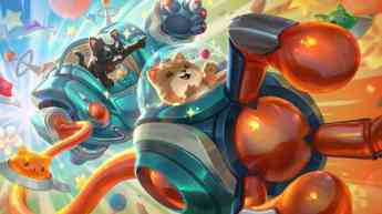 Onda Espacial llega a League of Legends