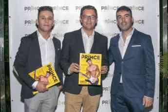 Presentación de Prince Magazine