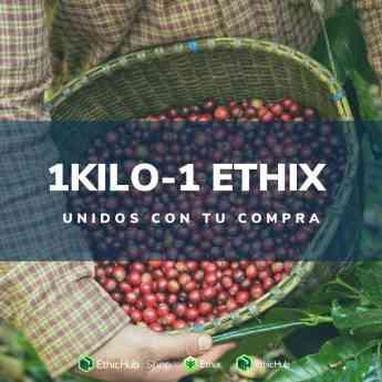 1kilo1 ethix EthicHub café agricultores