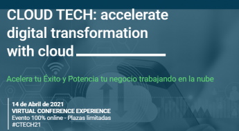 CLOUD TECH: accelerate digital transformation with cloud
