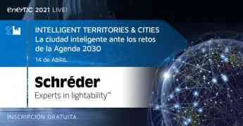 Schréder_ Foro Intelligent Territories & Cities