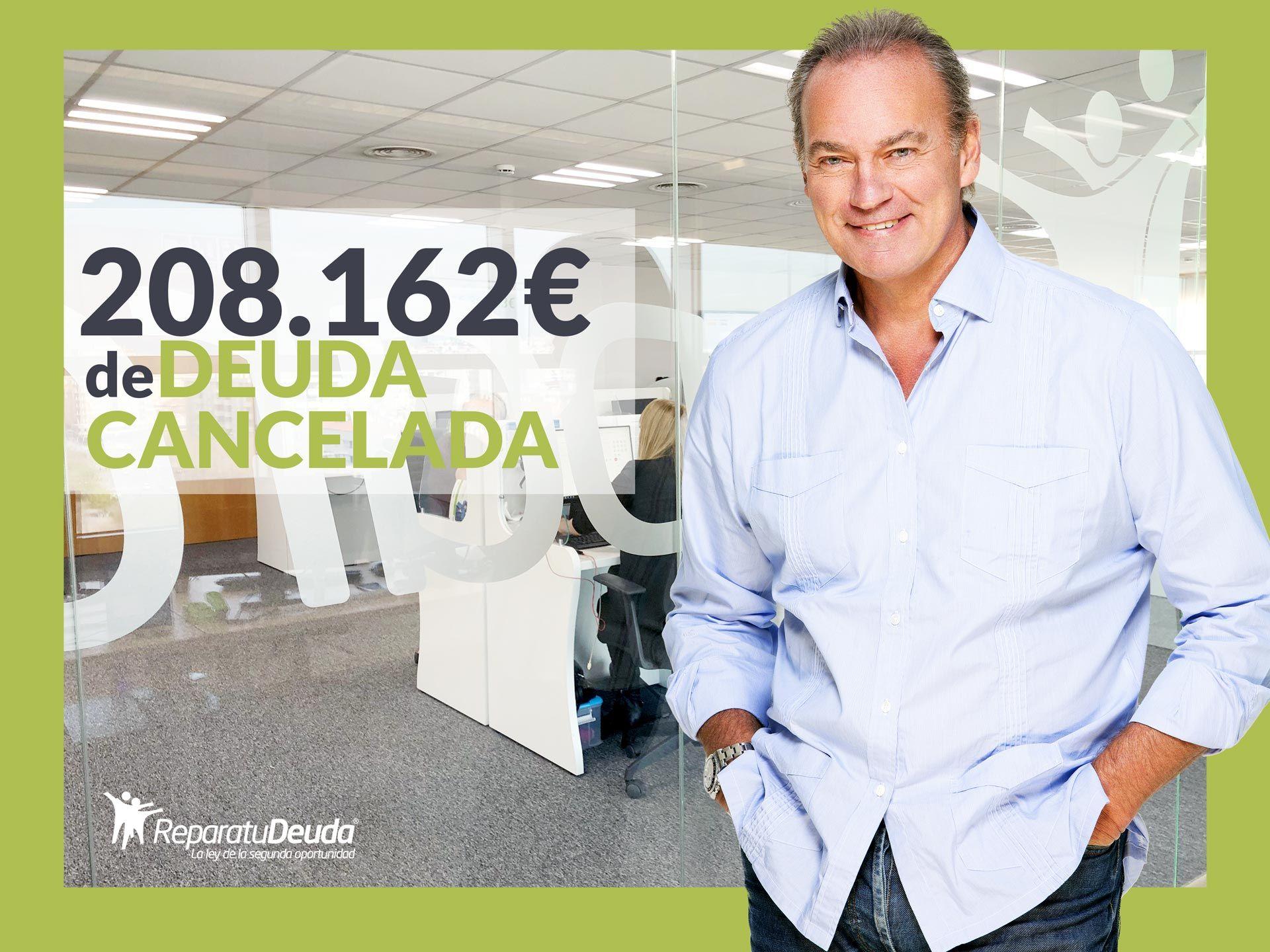Repara tu Deuda Abogados cancela 208.162 ? en Palma de Mallorca con la Ley de Segunda Oportunidad