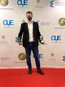 Jordi Giné, Premios Excelencia Educativa