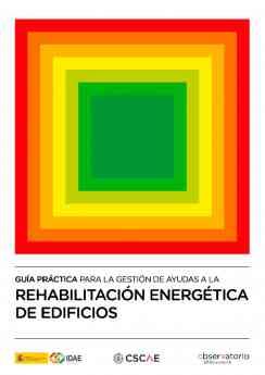 Publicada la Guía práctica para la gestión de ayudas a la