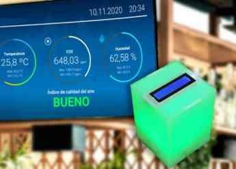 Foto de Medidores de CO2