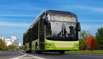 Giti GAU867v1 - 275 70R22.5 para autobuses urbanos