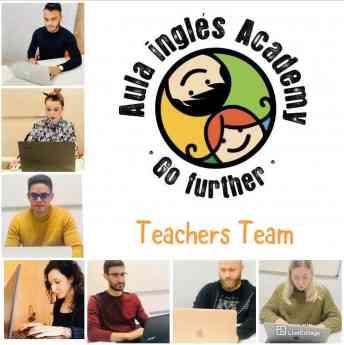 Equipo de profesores de Aula inglés Academy