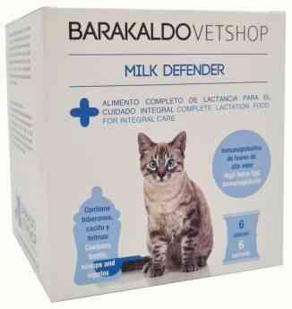 Foto de Leche maternizada para gatos