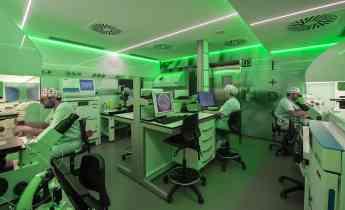 Laboratorio Reproducción In Vitro