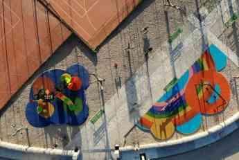 Foto de El Ayuntamiento de Almonacid renueva los parques infantiles