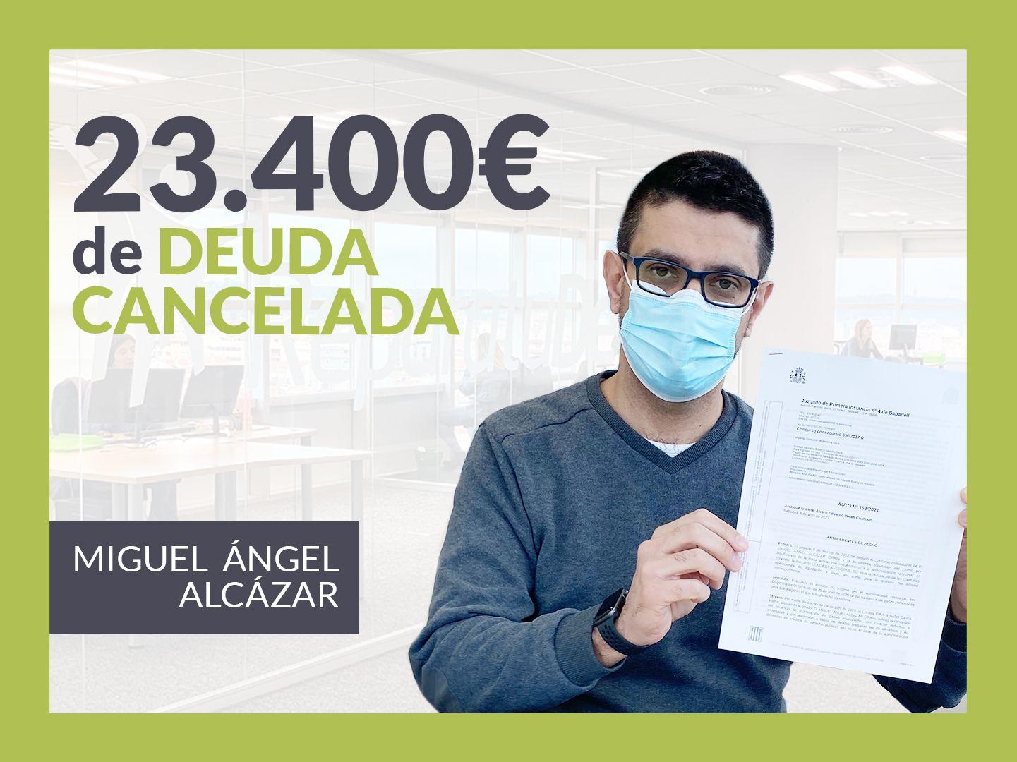 Repara tu Deuda Abogados cancela 23.400 ? en Sabadell (Barcelona) con la Ley de Segunda Oportunidad