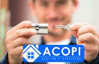 Cómo mantener una cerradura para evitar bloqueos, por ACOPI