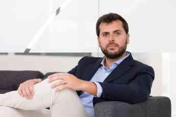 Foto de Juan Manuel Buenaño Sánchez, gerente de Plasal