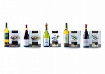 Maridaje trufas y vino