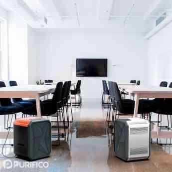 Foto de Levante en sala de reuniones