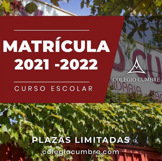 Foto de Proceso matriculación Colegio Cumbre