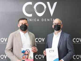Foto de Acuerdo COV y Straumann