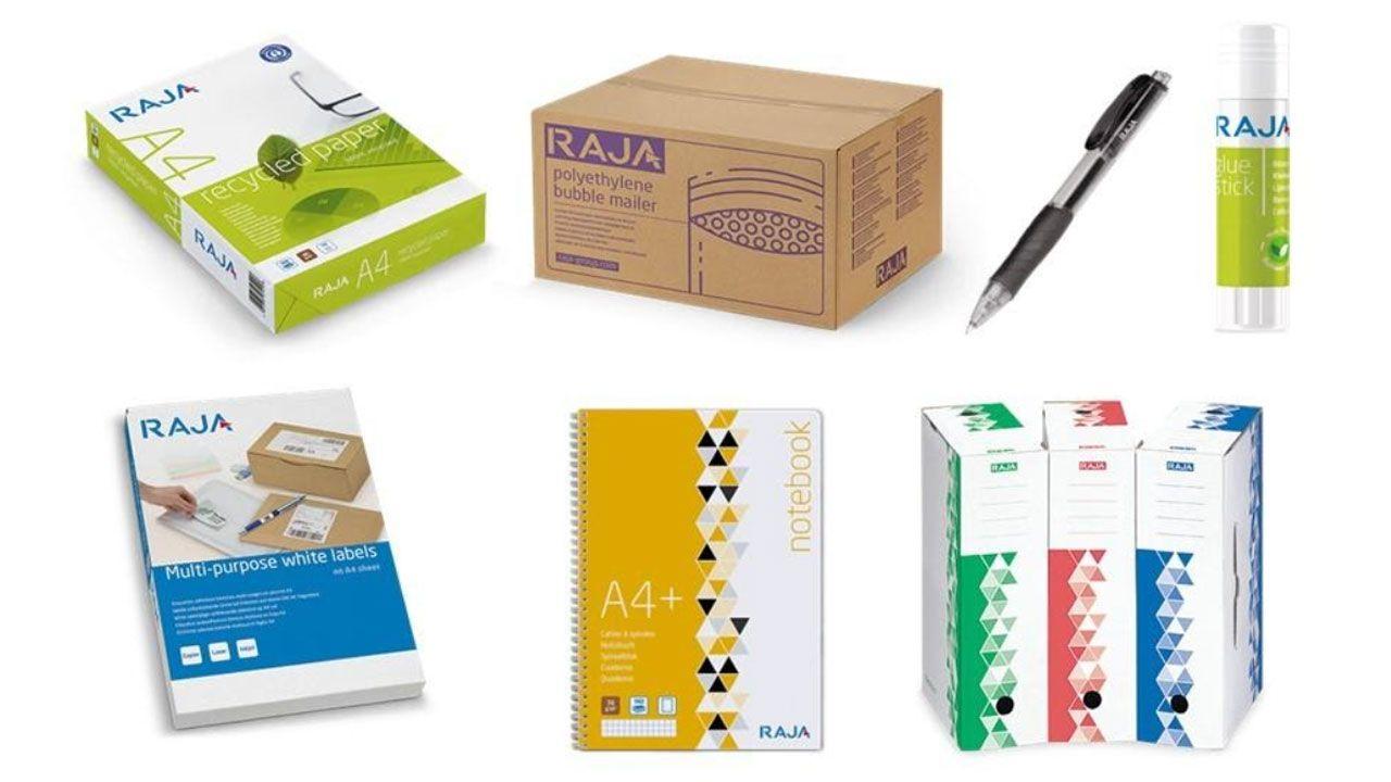 Foto de Nuevos productos marca RAJA
