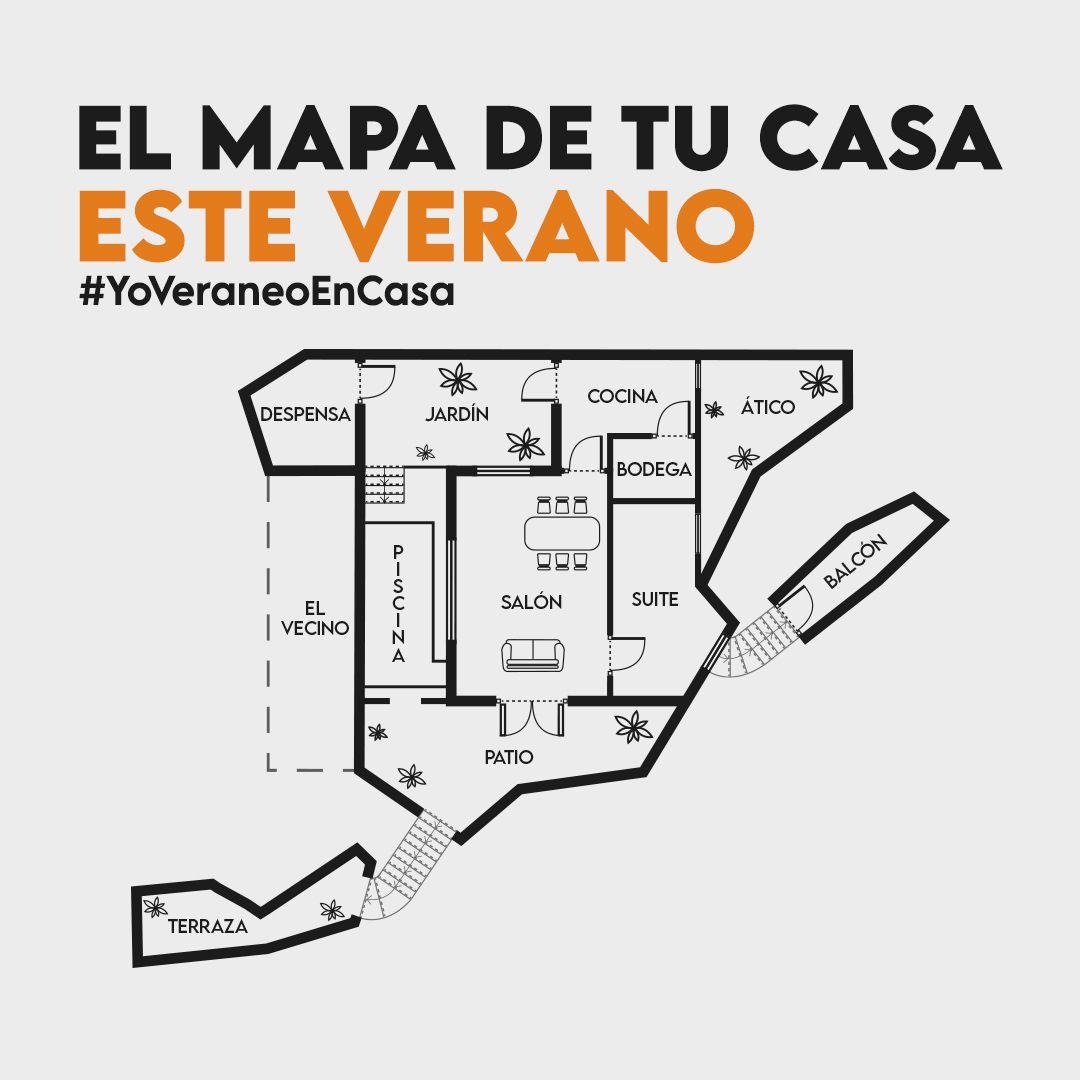 Foto de #YoVeraneoEnCasa