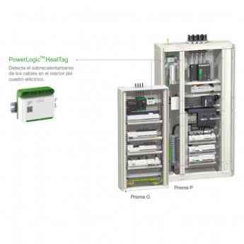 Schneider Electric aumenta la protección ante incendios en cuadros eléctricos, con el nuevo sensor PowerLogic HeatTag