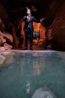 Foto de El gran acuario Poema del Mar reabre sus puertas al público