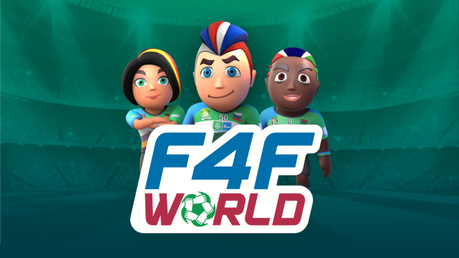 "El ""Football for Friendship eWorld Championship"" entra en la siguiente ronda en la plataforma F4F World"