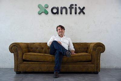 Foto de Juan José de La Mora, CEO Anfix