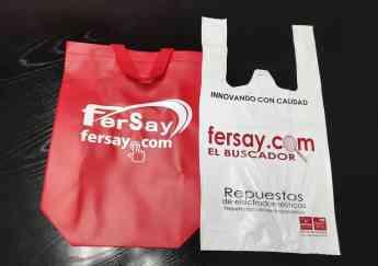 Nuevas bolsas Fersay