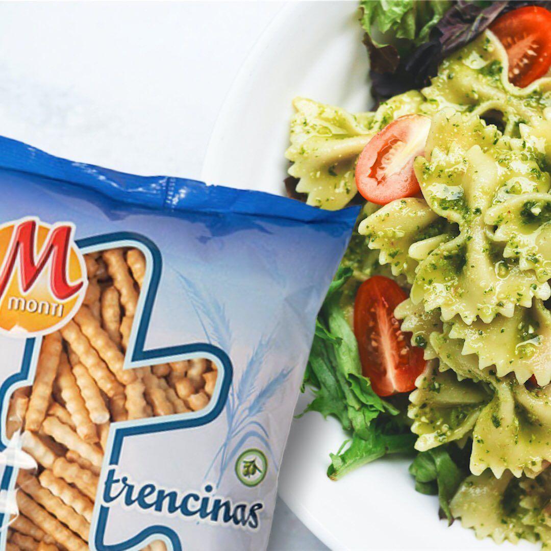 """Productos Monti: """"Los snacks ya no son los malos de la despensa"""""""