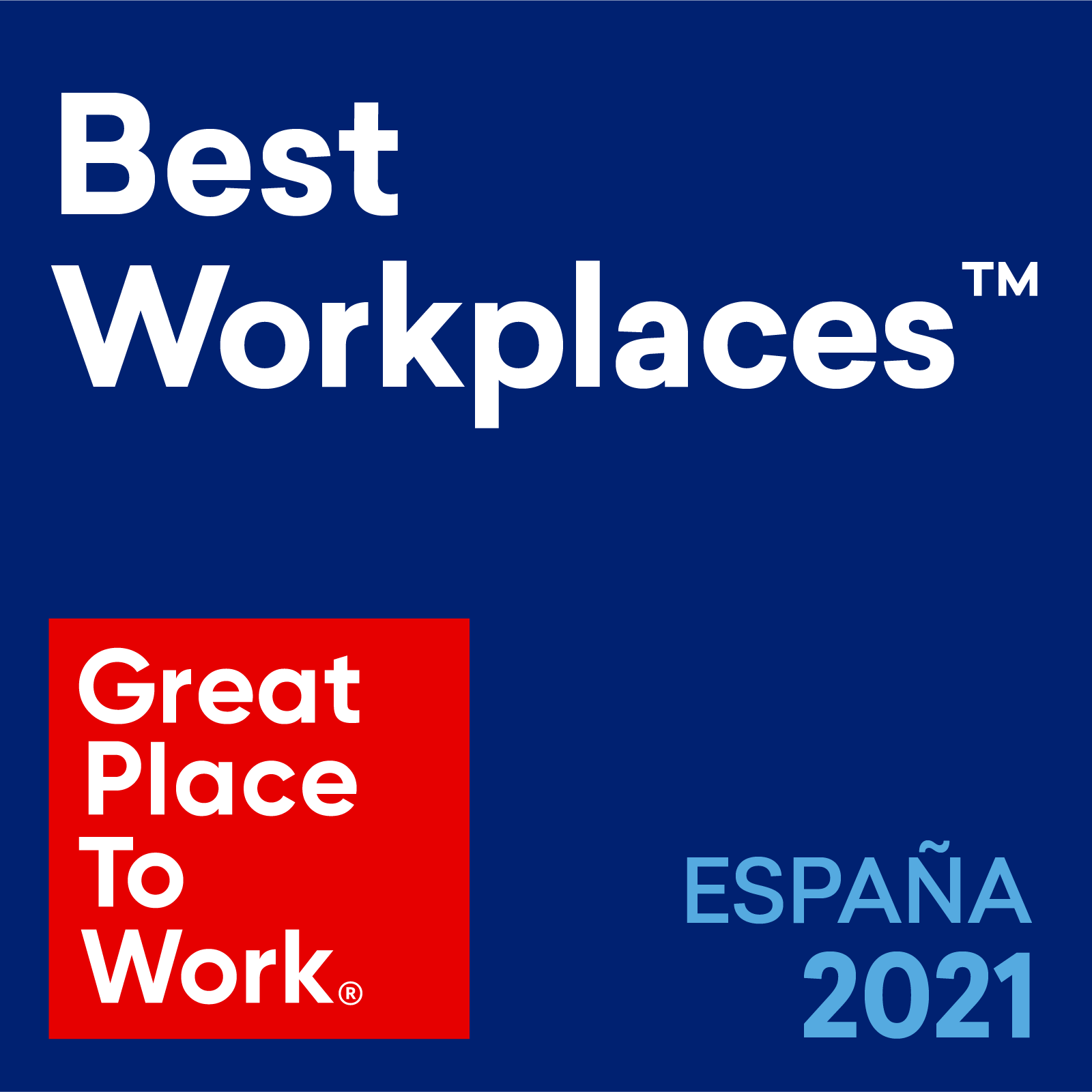 Great PlaceTo Work
