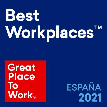 Foto de Best Workplaces España 2021
