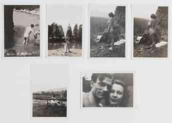 Foto de Fotografías álbum familiar Vivien Leigh.