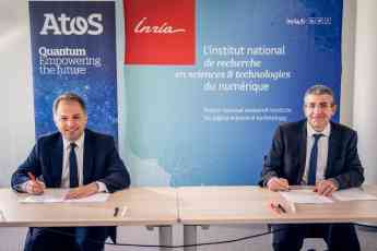 Atos y el Instituto Nacional Francés de Investigación en Ciencia y Tecnología digital firman un acuerdo para impulsar trabajos s