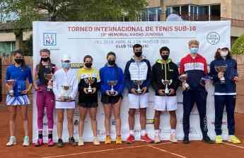 Campeones del 19º Memorial Nacho Juncosa