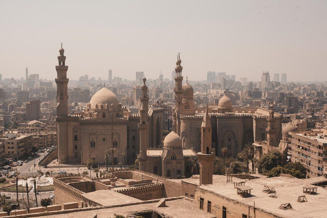 Fotografia Cairo