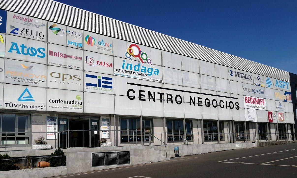 Fotografia Centro de Negocios Costa Vella