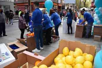 Foto de Avanza Fibra regala 4000 kilos de naranajas y limones de