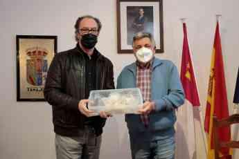 Foto de El CIPAT de Tamajón recibe la cesión de fósiles que