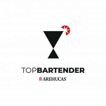 LOGO AREHUCAS TOP BARTENDER